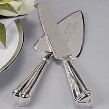 The Love Cake Server Set