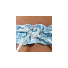<strong>Cathys Concepts</strong> Blue Crush Wedding Garter