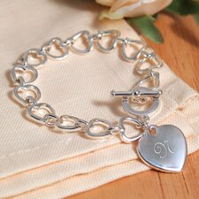 <strong>Cathys Concepts</strong> My Heart Link Bracelet