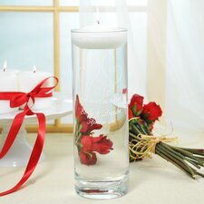 Whimsical Hearts Floating Unity Candle