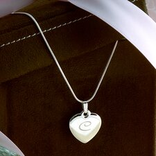 <strong>Cathys Concepts</strong> Personalized Heart Necklace