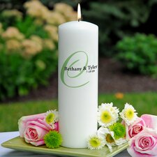4 Piece Elegance Unity Candle Set