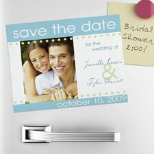 """Save the Date"" Magnet Kit"