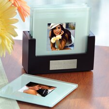 Picture Coasters and Personalized Holder