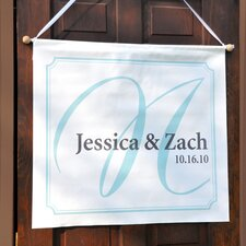 <strong>Cathys Concepts</strong> Elegance Custom Wedding Banner