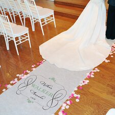 Timeless Aisle Runner
