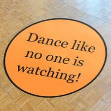 Custom Wedding Decorations Custom Dance Floor Decal