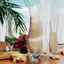 Two Shall Become One Sand Ceremony Unity 4 Piece Vase Set