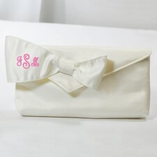 Candlelight Bridesmaid Clutch with Survival Kit