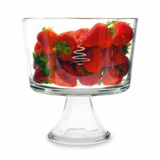 "Holiday Trifle 9"" Serving Bowl"