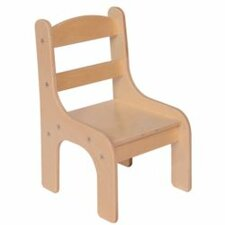 "10"" Classroom Toddler Chair"
