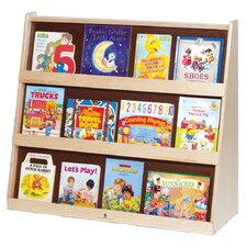 <strong>Steffy Wood Products</strong> Book Display Unit