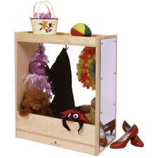 <strong>Steffy Wood Products</strong> Dress-Up Storage Unit