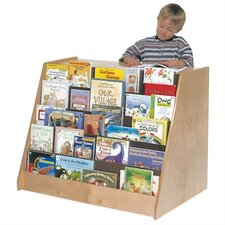 <strong>Steffy Wood Products</strong> Book Display and Storage Unit