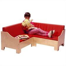 Corner Kid's Sofa
