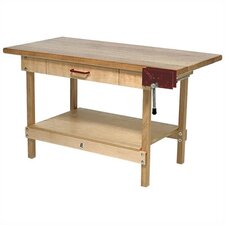 <strong>Steffy Wood Products</strong> Maple Workbench