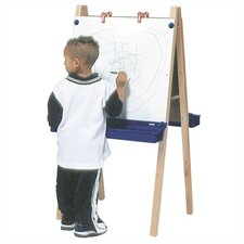 Two Station Whiteboard Easel
