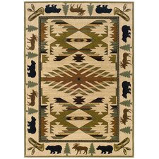 Hunter Animal Novelty Rug