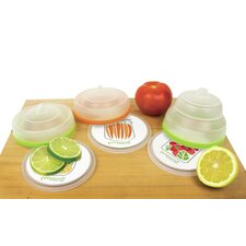 <strong>Prepara</strong> Chop Savor Food Container (Set of 3)