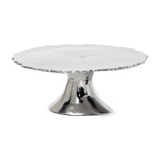 <strong>Star Home</strong> Artisan Footed Cake Stand