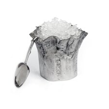 Artisan Trunk Ice Bucket with Scoop