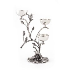 Birds and Branches 3 Tiered Candelabra