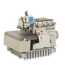 <strong>Reliable Corporation</strong> 5 Thread Heavy-Duty Safety Stitch Serging Machine