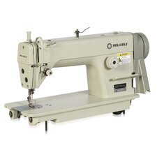 Single Needle Drop Feed Sewing Machine