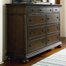 <strong>Paula Deen Home</strong> Down Home Aunt Peggy's 8 Drawer Dresser