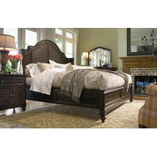 <strong>Paula Deen Home</strong> Steel Magnolia Wingback Bedroom Collection