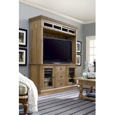 "Down Home 70"" TV Stand and Hutch"