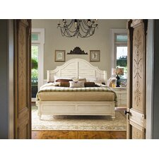 <strong>Paula Deen Home</strong> Steel Magnolia Panel Bedroom Collection