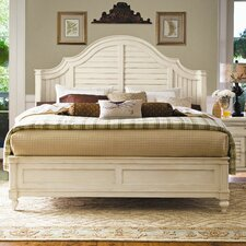 <strong>Paula Deen Home</strong> Steel Magnolia Panel Bed