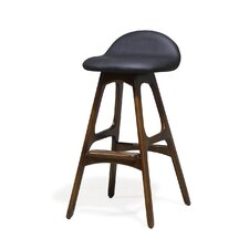 "Mellow 32.7"" Barstool with Cushion"