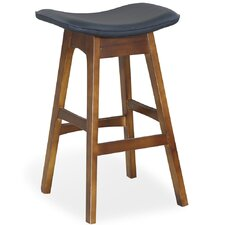 "Sketch 28"" Barstool with Cushion"