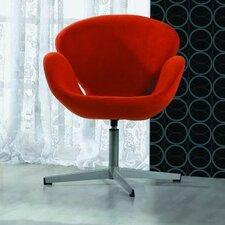 Swan Adjustable Wool Side Chair