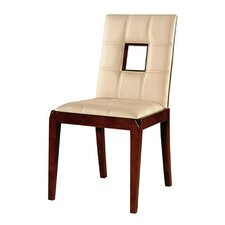 <strong>International Design USA</strong> Chloe Side Chair (Set of 2)