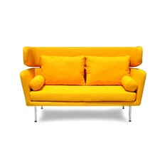Tribeca Winged Sofa