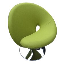 <strong>International Design USA</strong> Ziggy Swivel Leisure Side Chair