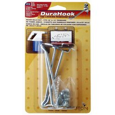 Durahook Single Rod Hook (Set of 10)