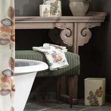 <strong>Croscill Home Fashions</strong> Mosaic Leaves Bath Towel