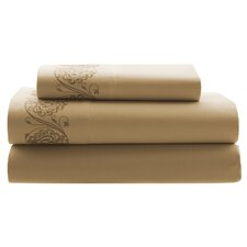 Mystique 300 Thread Count Cotton Sheet Set