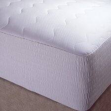 <strong>Croscill Home Fashions</strong> 100% Egyptian Cotton Mattress Pad
