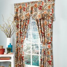 <strong>Croscill Home Fashions</strong> MardiGras Window Treatment Collection
