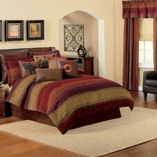 <strong>Croscill Home Fashions</strong> Plateau Comforter Set