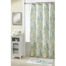 <strong>Croscill Home Fashions</strong> Spring Meadow Polyester Shower Curtain