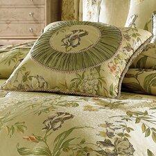 Iris Polyester Fashion Pillow