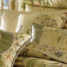 Iris Polyester Square Pillow