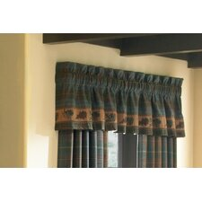<strong>Croscill Home Fashions</strong> Caribou Curtain Valance