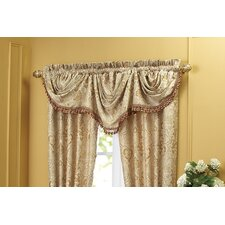 <strong>Croscill Home Fashions</strong> Excelsior Imperial Curtain Valance